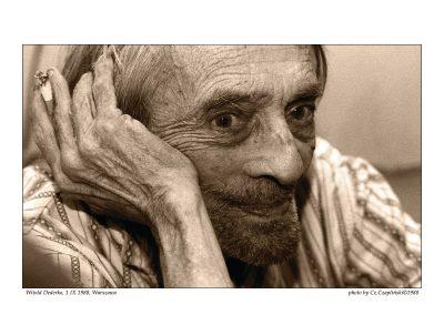 Dederko 1679-43 090188 Witold Dederko (1906-1988) Warszawa 30x40