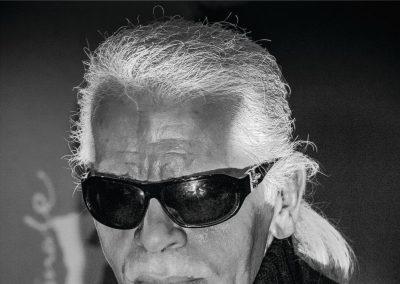 Karl Lagerfeld, 2012