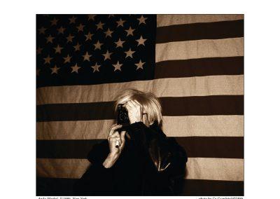 Warhol C0279-22 020086 Andy Warhol NY 30x40