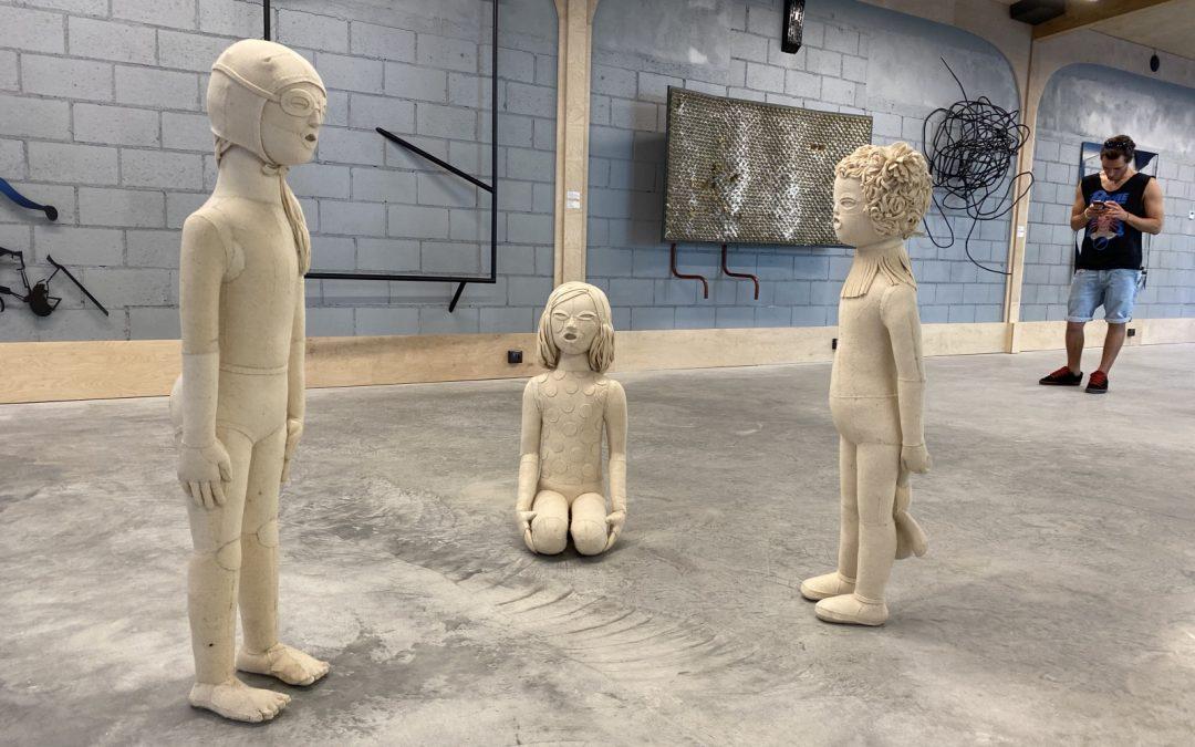Wystawa sztuki współczesnej Not Fair