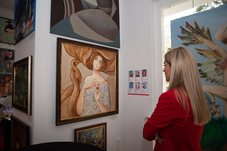 Otwarcie Galerii Polskiej Młodej Sztuki